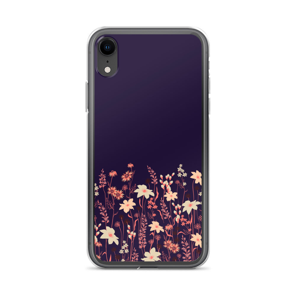 Wild Flowers | iPhone Case