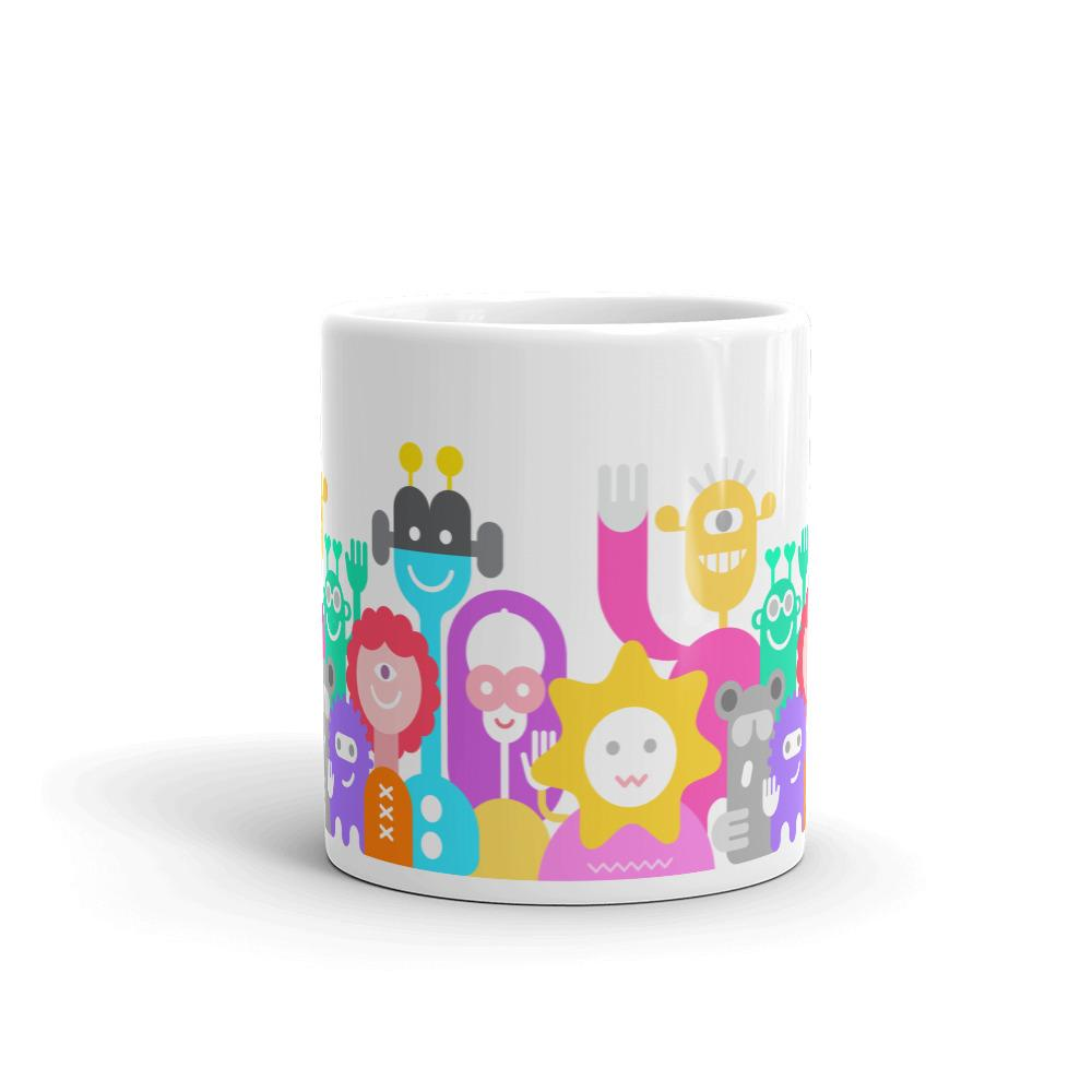 Funny Aliens | Mug - WearEasy