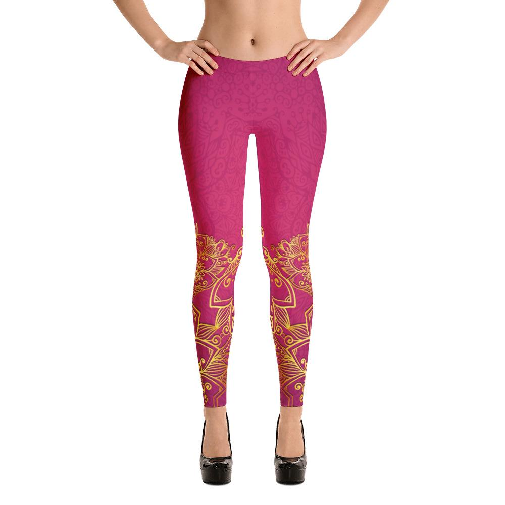 Golden King | Leggings