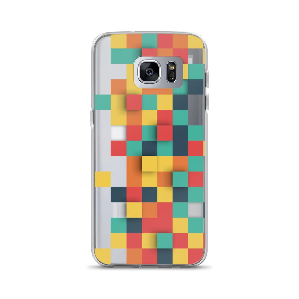 The Squares | Samsung Case - WearEasy