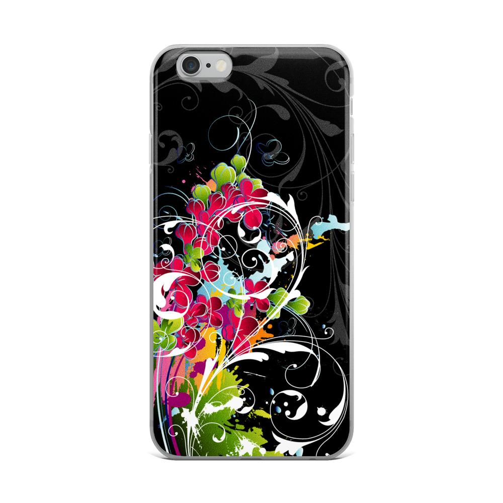 Floral  | iPhone Case