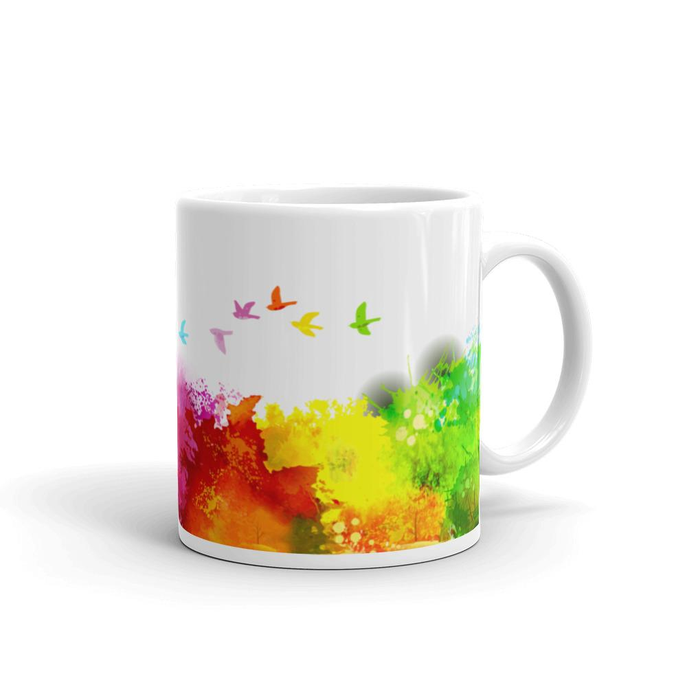 Forest Dance | Mug - WearEasy