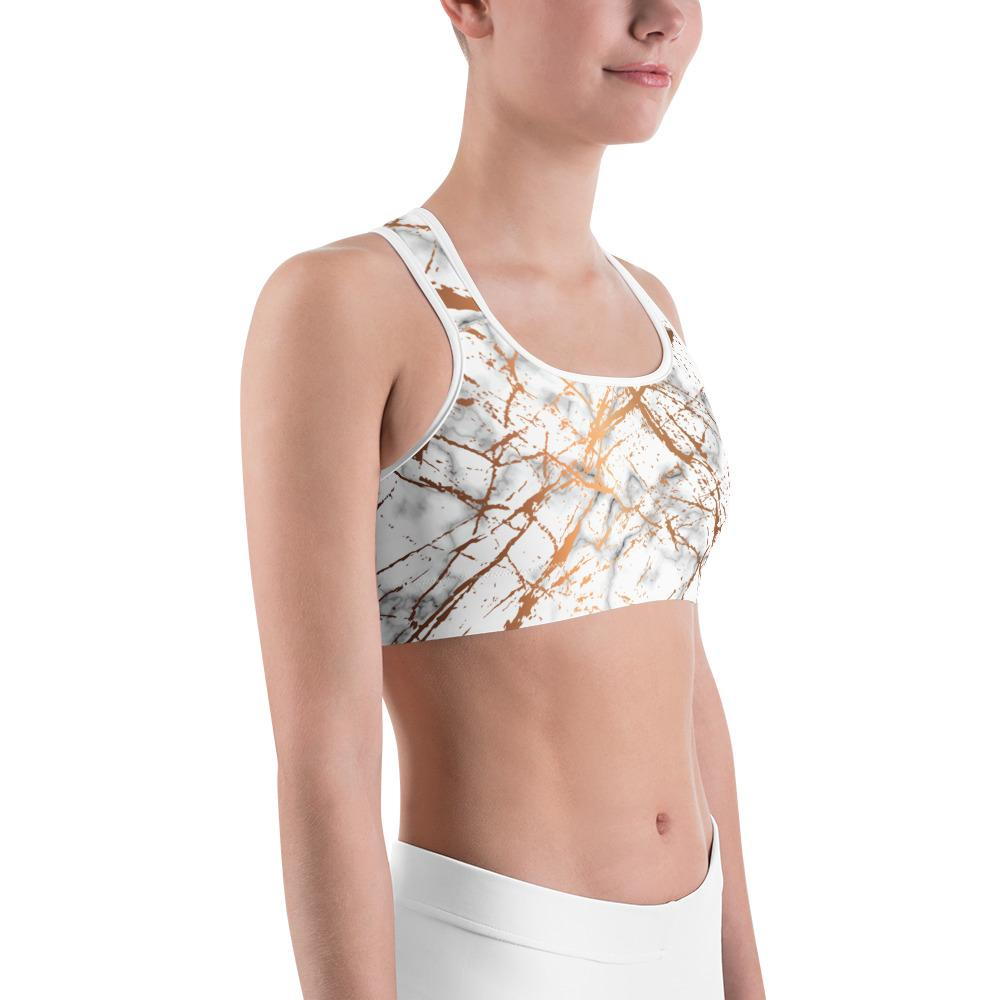 Marble | Sports bra - WearEasy