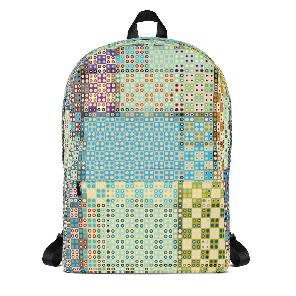 Geometric | Backpack - WearEasy
