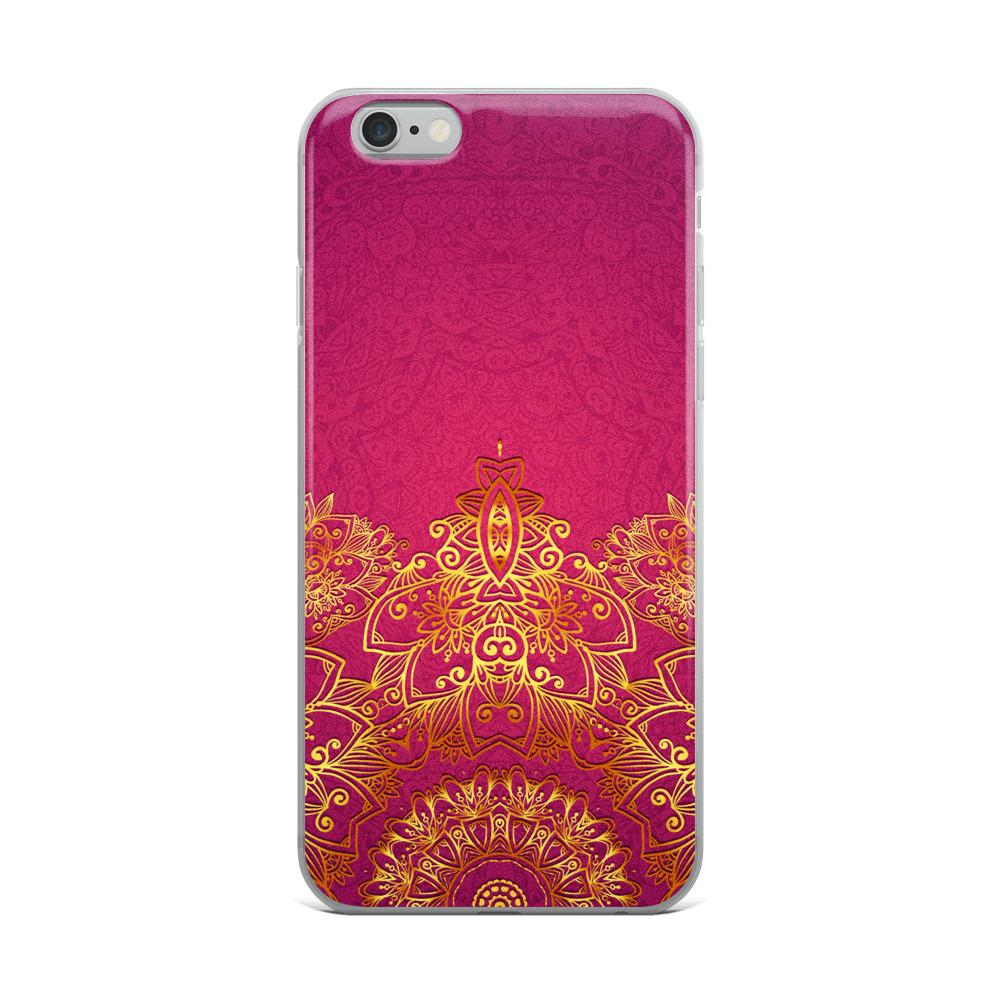 Golden King | iPhone Case