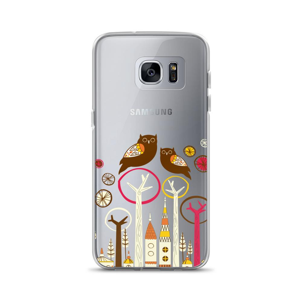 Two Owls | Samsung Case - WearEasy