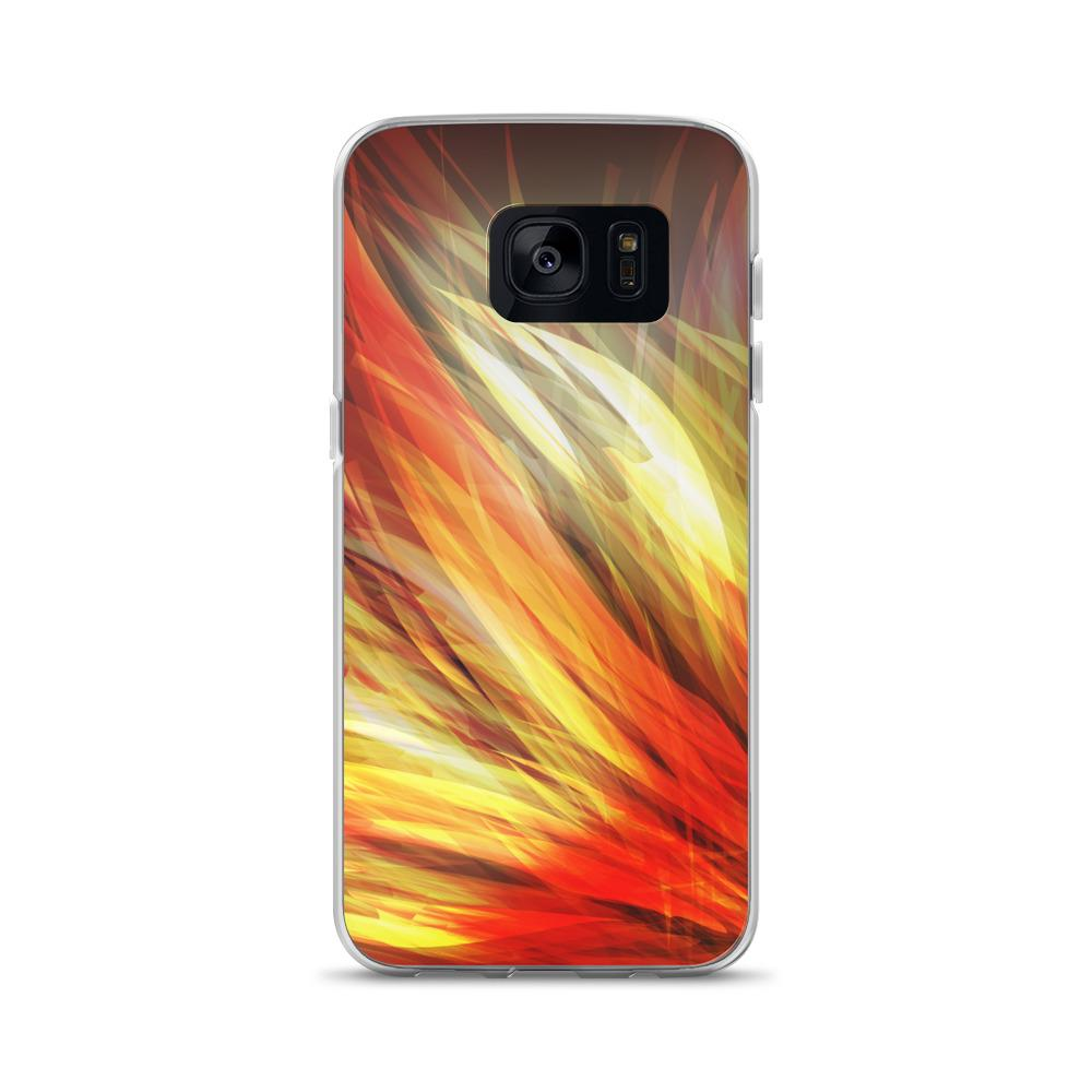 Fire Flame | Samsung Case - WearEasy