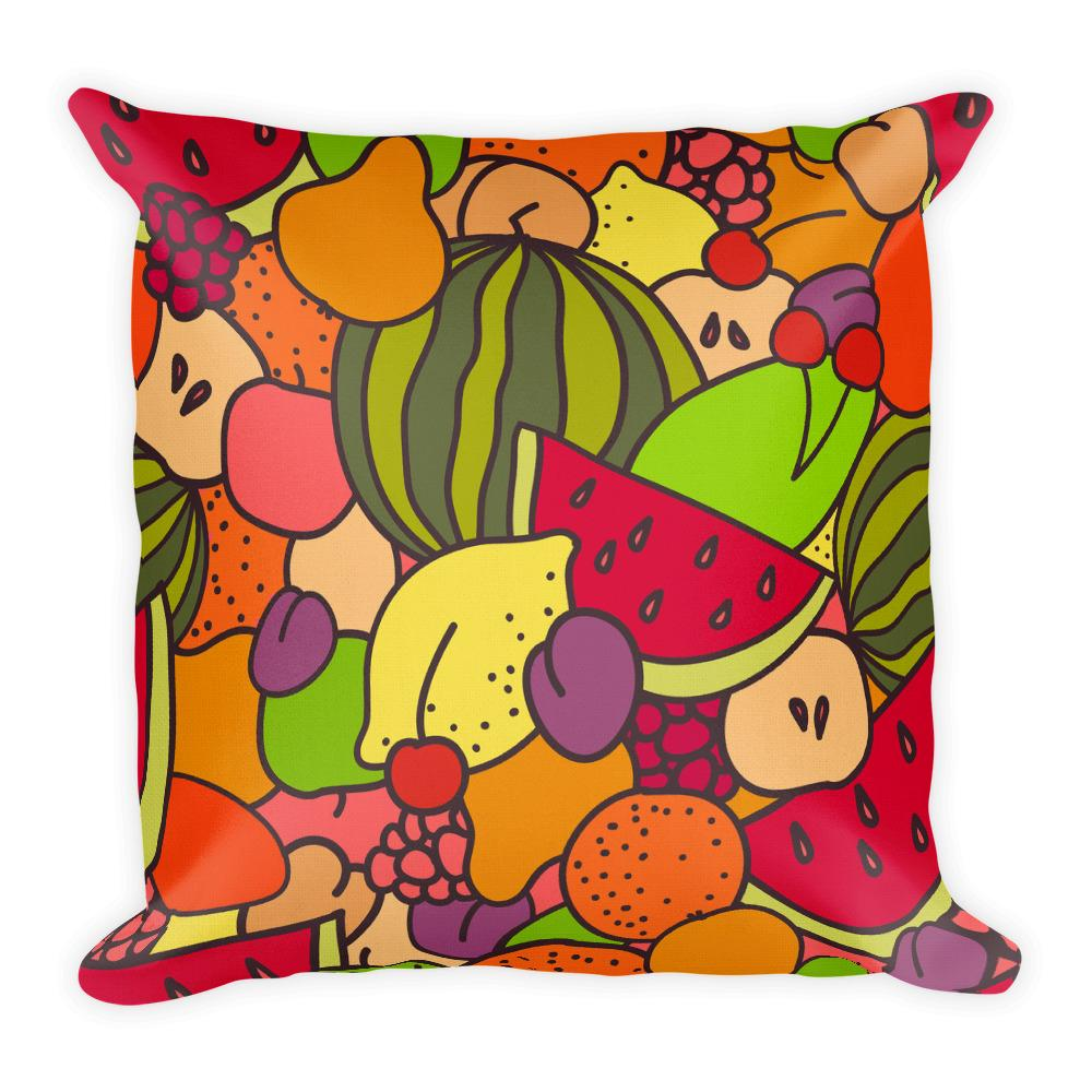 Fruits | Premium Pillow - WearEasy