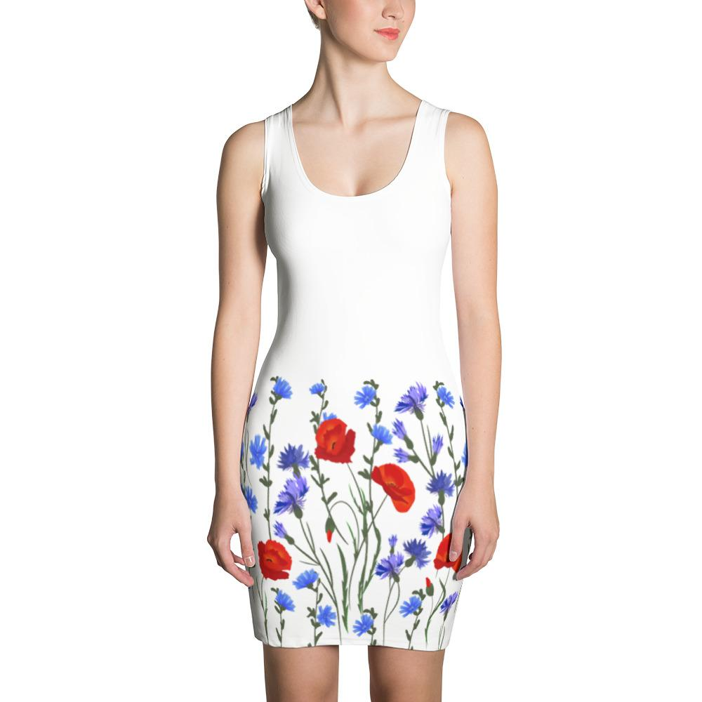 Wild Flowers | Dress - WearEasy