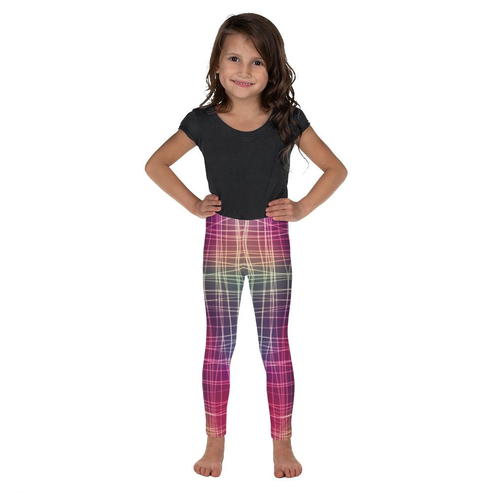 Lines | Kid's Leggings - WearEasy