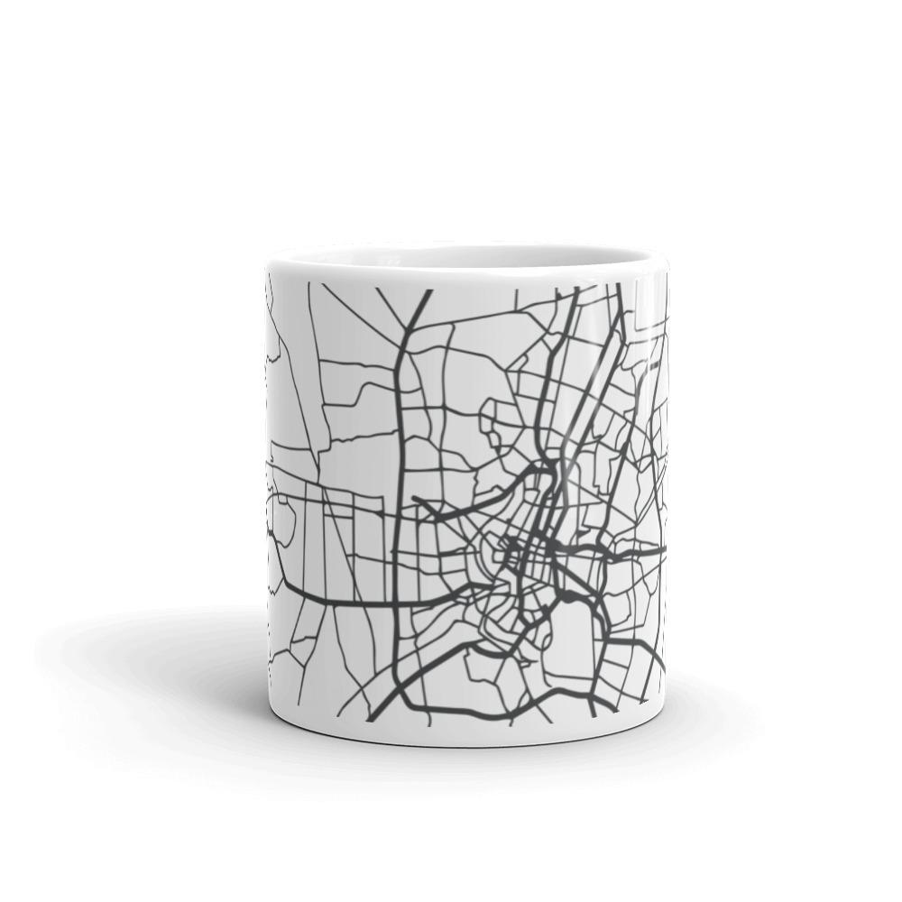 City Map | Mug - WearEasy