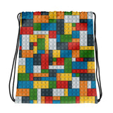 Lego Time | Drawstring bag