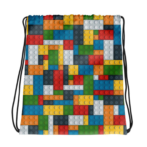 Lego Time | Drawstring bag - WearEasy