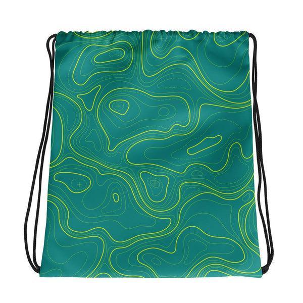 Map | Drawstring bag - WearEasy