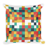 The Squares | Premium Pillow