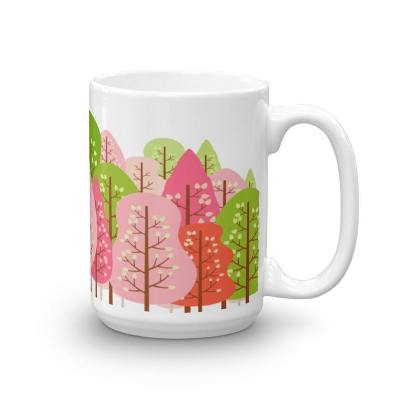 Spring Forest | Mug - WearEasy