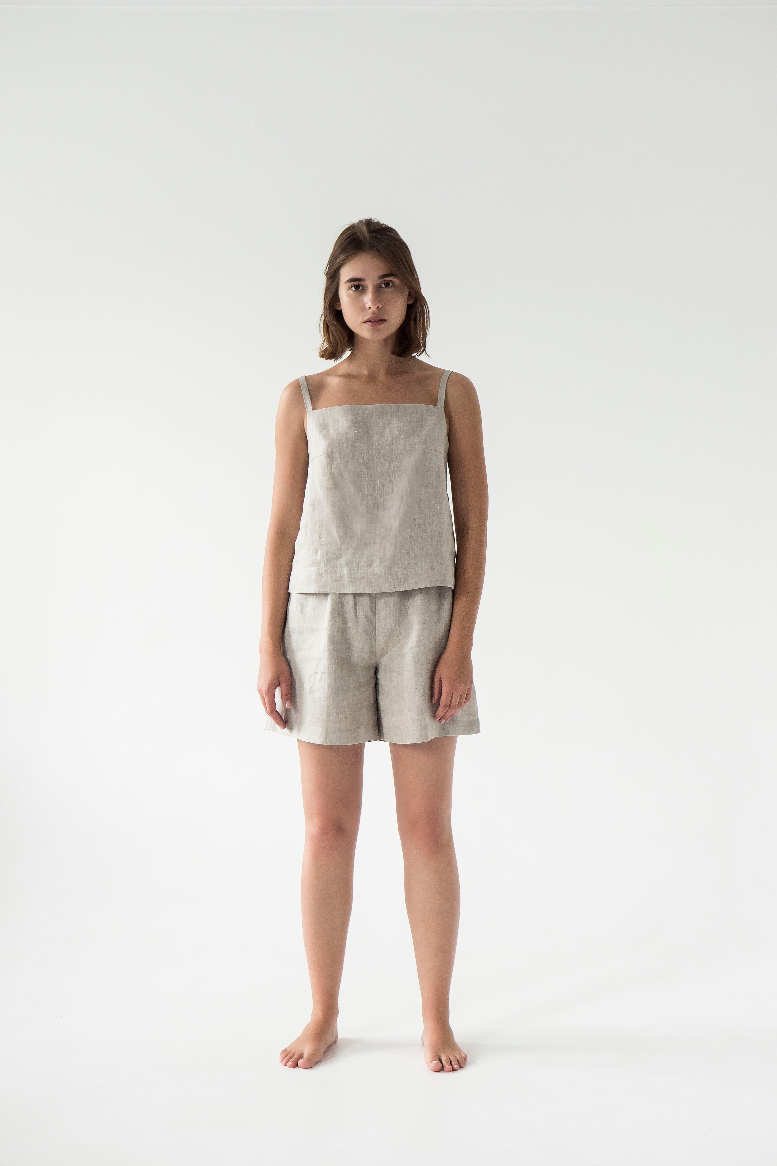 linen clothing for women