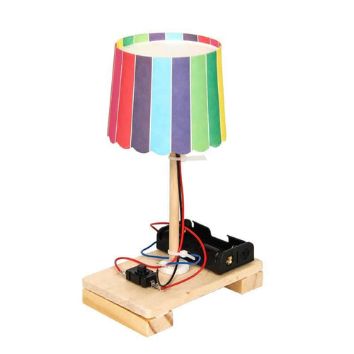 DIY Mini Table Lamp