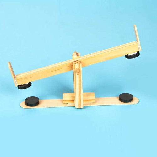 Wooden Magnetic Seesaw