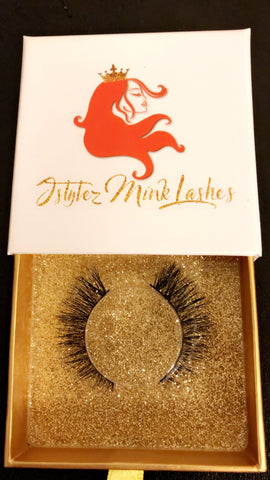"""Classy"" Mink Lashes"