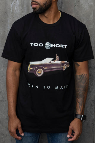 Born to Mack T-Shirt (Black)