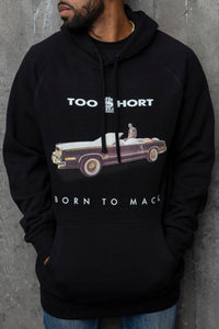 Born to Mack - Hoodie (Black)