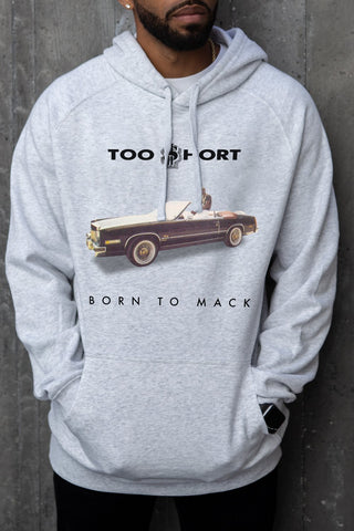 Born to Mack - Hoodie (Grey)