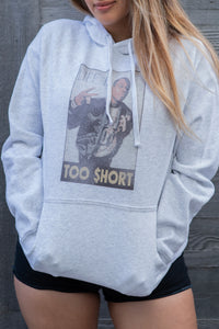 Vintage Life is Too $hort - Hoodie (Grey)