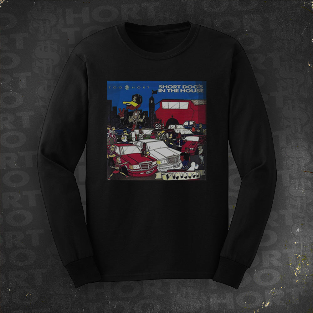 Short Dog's in the House - Longsleeve