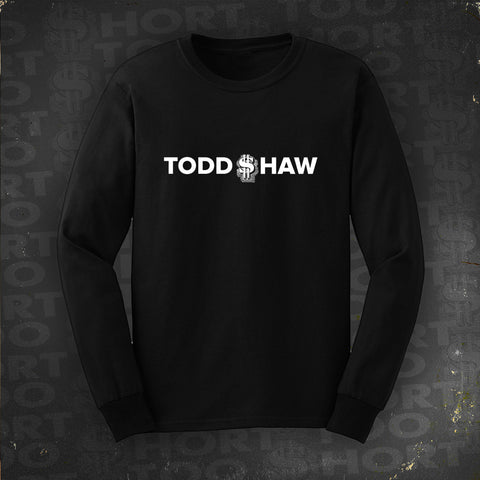 Todd Shaw - Long Sleeve T-Shirt (Black)