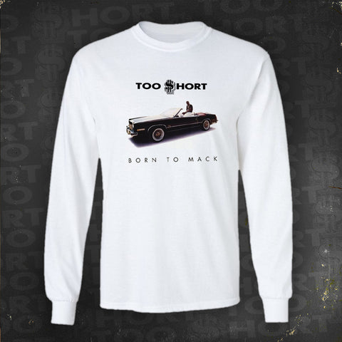 Born to Mack - Longsleeve