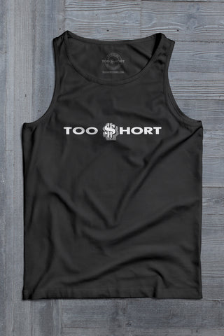 Too $hort Logo - Tank Top (Black)