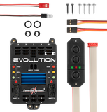 PowerBox Evolution incl. SensorSwitch and Patchleads - SABAvio USA