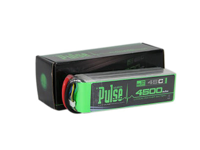 PULSE 4500mAh 6S 22.2V 45C - LiPo Battery