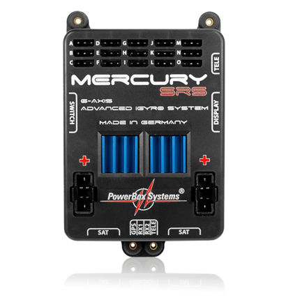 PowerBox Mercury SRS - SABAvio USA