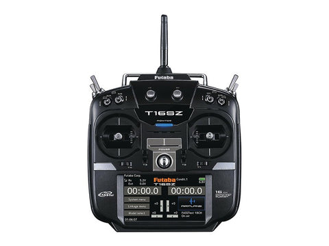 Futaba 16SZH 16-Channel Heli FASSTest Telemetry Radio - SABAvio USA