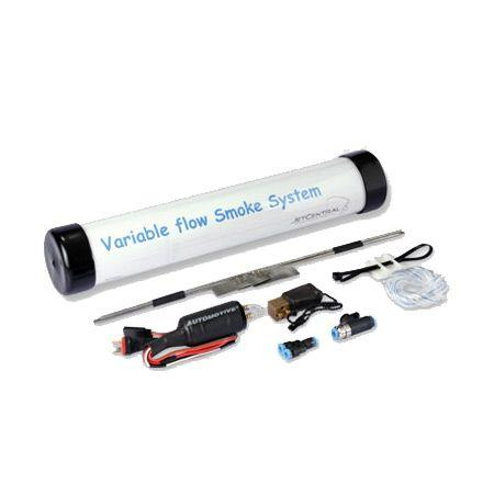 JetCentral Variable Flow Smoke System