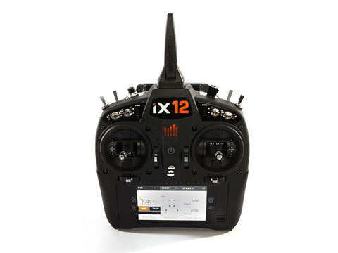 Spektrum iX12 12-Channel DSMX Transmitter Only - SABAvio USA