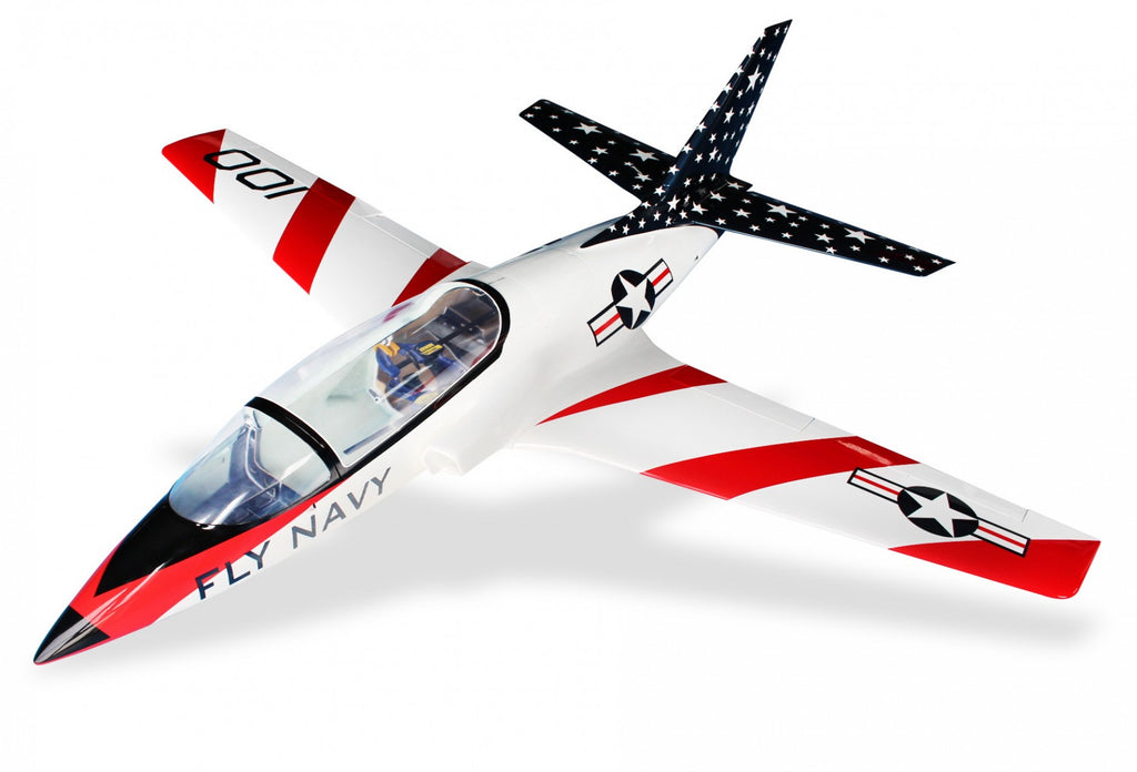 Viper Jet 250 ARF Kit - Fly Navy Scheme - SABAvio USA