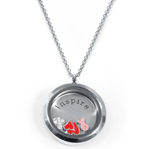 Inspire Floating Locket