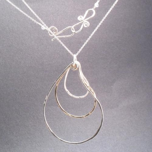 Necklace 150 - Silver