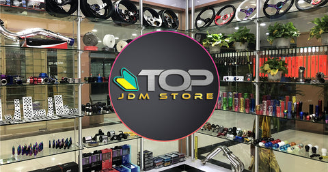 The Top JDM Store carries JDM Bride Backpacks, Shift Knobs, Aftermarket Steering Wheels, and many other JDM Accessories