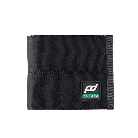 Takata Racing FD Wallet Black - Top JDM Store