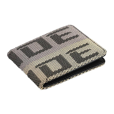 Bride Racing Wallet Gradation Pattern Beige - Top JDM Store