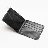 Bride Racing Wallet Black