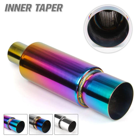 Performance Muffler Exhaust Tip JDM - Top JDM Store