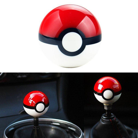 pokeball shift knob,pokemon shift knob,pokeball gear shift,pokeball gear knob,pokeball shifter,pokemon gear knob,weighted pokeball shift knob,pokeball stick shift knob,