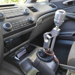 Gear Shift Knob Extender Adjustable Shifter Lever