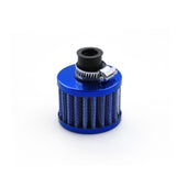Universal Crankcase Vent Breather Filter 12mm