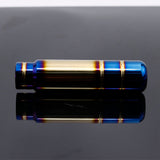 JDM BRIDE Burnt Blue Style Gold Aluminum Shift Knob 13cm Universal